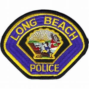 Police Officer Gary Orville Elkins, Long Beach Police ...