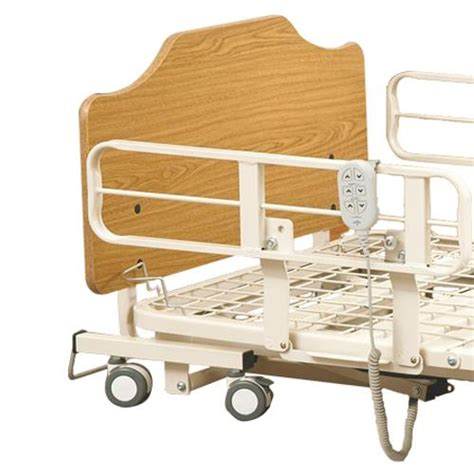 medline alterra 1232 hi low electric hospital bed hospital bed