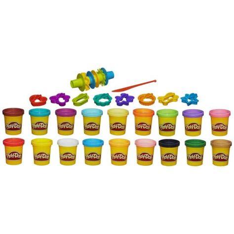 play doh 18 pots de p 226 te 224 modeler achat vente jeu de