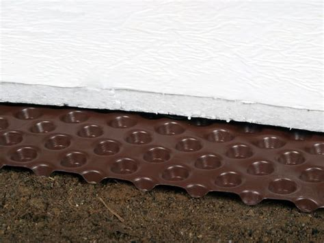 crawl space insulation with terrablock in clarksville