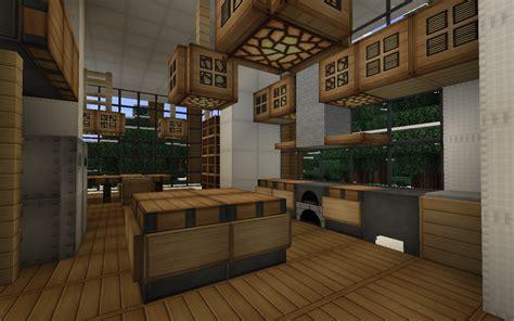 image modern minecraft kitchen ideas