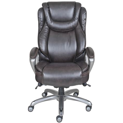 serta at home 44941 smart layers big and executive office chair in harmony
