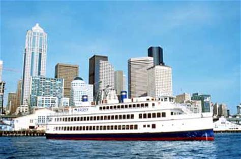 Private Boat Tours In Seattle by Argosy Cruises Provides Public And Private Tours