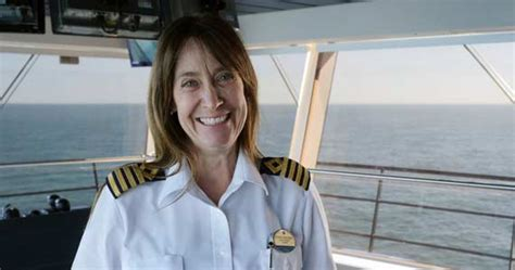 Boat Names Female by Female Cruise Ship Captains Page 9 Crew Center