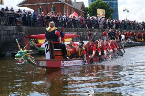 Gildas Dragon Boat Festival 2018 by Annual Dragon Boat Challenge Rotary Club Of Medway Sunlight