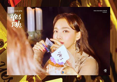 Photos Teasers De Momo, Jeongyeon Et Nayeon Pour