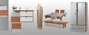 Japanische Designer Möbel : fenner m bel schlichte stilvolle designer m bel ~ Markanthonyermac.com Haus und Dekorationen