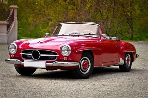 Tips For Buying Your Dream Classic Car