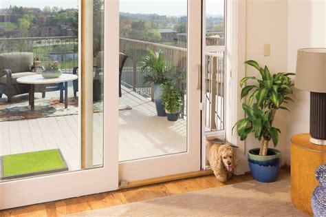 Dog Door For Sliding Glass Door-allstateloghomes.com