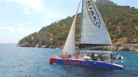 Excursion Catamaran Pollensa by Sailing Events Mallorca Ibiza Yachtcharter Connection