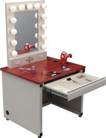 28 broadway lighted vanity makeup desk 2010 1000