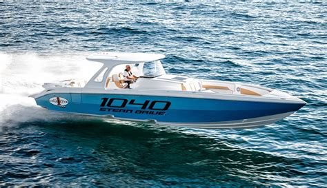 Stern Drive Boat Is by Game Changer Volvo Penta S Sterndrive Turns 50 Boats