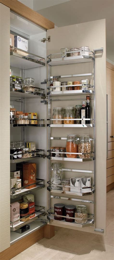 Kitchen Cabinets Organizers Uk by Best 25 Pull Out Pantry Ideas On Kitchen