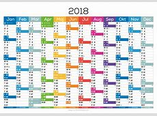 Kalender 2018 2019 Calendar printable 2018 Download 2017