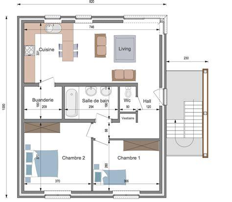 maison cl 233 sur porte mc411
