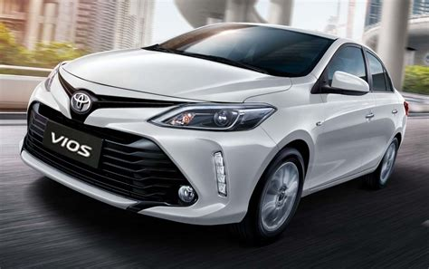 Introducing Brand New Toyota Vios Sedan For 2019 Car