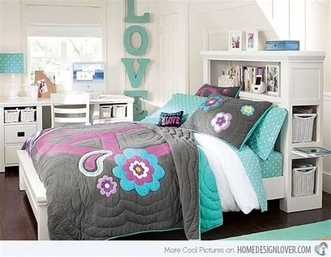 Stylish Teenage Girls Bedroom Ideas-decoration For House