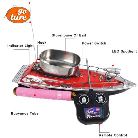 Toy Rc Fishing Jet Boat by Remote Control Boat Toys Free Real Tits