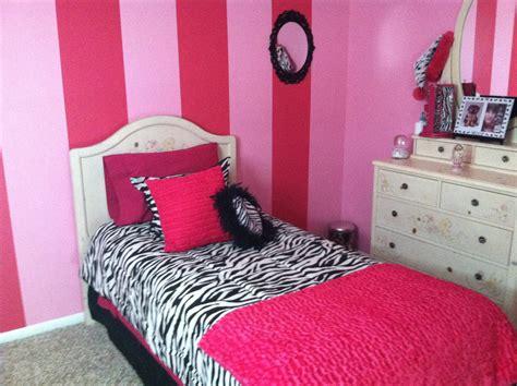 pink and zebra bedroom bedroom decoration ideas