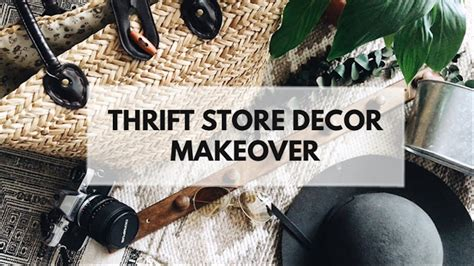 Home Decor Thrift Store : Thrift Store Home Decor