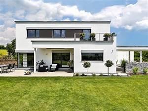 Moderne Häuser Mit Grundriss : fertighaus von regnauer hausbau haus schwabach ~ Markanthonyermac.com Haus und Dekorationen