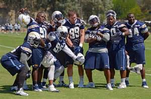 Chargers Preseason Week 4 With The San Diego