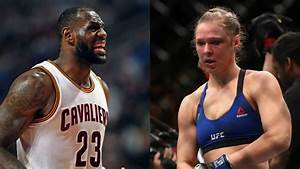 LeBron James throws support behind Ronda Rousey after UFC ...