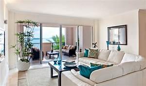 Interior Design Home Staging : fisher island staged condo contemporary family room miami by captiva design interior ~ Markanthonyermac.com Haus und Dekorationen