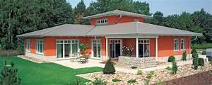 Fertighaus Bungalow 120 Qm : bungalow fertighaus bauen mit kampa ~ Markanthonyermac.com Haus und Dekorationen
