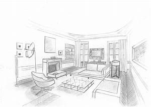 Dessin Intérieur Maison. maison en image dessin maison moderne ...