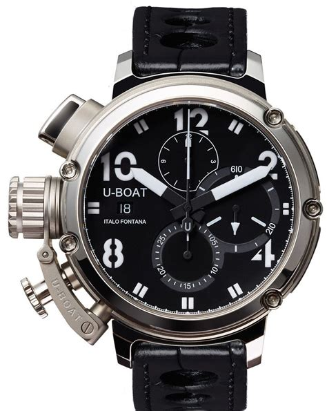 U Boat Watch Limited Edition by U Boat Watch Chimera 46 Sideview Limited Edition D