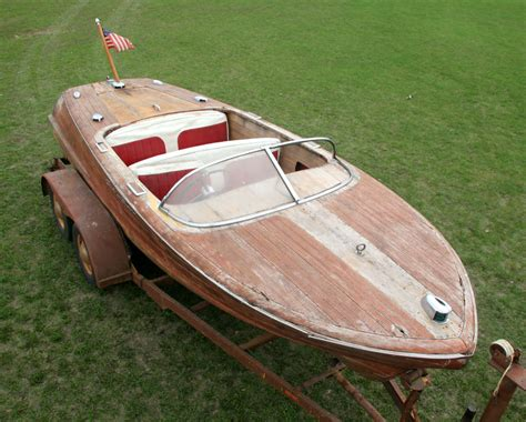 Chris Craft Capri Boats For Sale by 1957 19 Chris Craft Capri For Sale With 283 V8