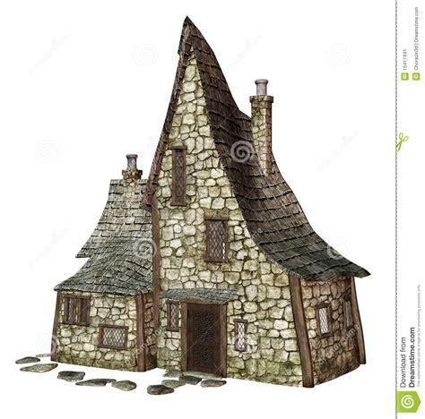 la maison 1 de la sorci 232 re image stock image 15417441