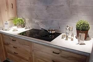 Arbeitsplatte Küche Stein : moderne arbeitsplatten in der k che tipps und informationen arbeitsplatte ~ Markanthonyermac.com Haus und Dekorationen