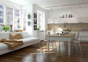 Ideale Luftfeuchtigkeit Raum : die offene k che wohnk che auf k ~ Markanthonyermac.com Haus und Dekorationen