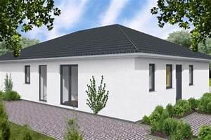 Bungalow 200 Qm : rechteck bungalow massivhaus rhein lahn gmbh ~ Markanthonyermac.com Haus und Dekorationen