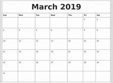 Cute 2019 Calendar 2018 calendar printable free