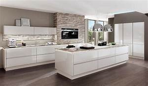 Küchen Weiß Hochglanz : design einbauk che norina 9555 weiss hochglanz lack k chen quelle ~ Markanthonyermac.com Haus und Dekorationen