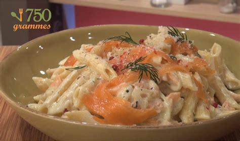 recettes de p 226 tes au saumon les recettes les mieux not 233 es