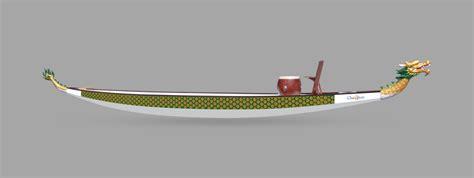 Dragon Boat Length by Dalian Qian Long Aquatic Sports Development Co Ltd
