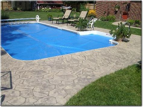 how to resurface a concrete pool deck ehow