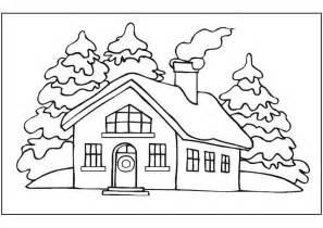coloriage maison les beaux dessins de autres 224 imprimer et colorier page 3