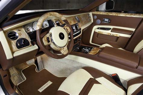 photos rolls royce ghost mansory interieur exterieur 233 e 2010 limousine