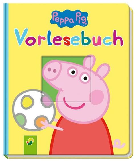 Peppa Pig Vorlesebuch  Bücher  Orell Füssli