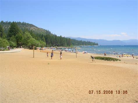 Tahoe Boat Rentals Kings Beach by Kings Beach State Recreation Area Lake Tahoe Public Beaches