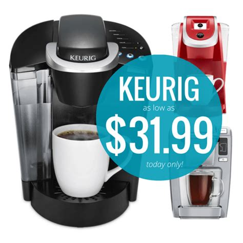 Keurig Green Monday Deals 2016   As low as $31.99!