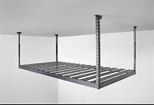 Regal Für Garage : deckenregal original storewonder regal garage kellerregal metall regalsystem jetzt einfach ~ Markanthonyermac.com Haus und Dekorationen