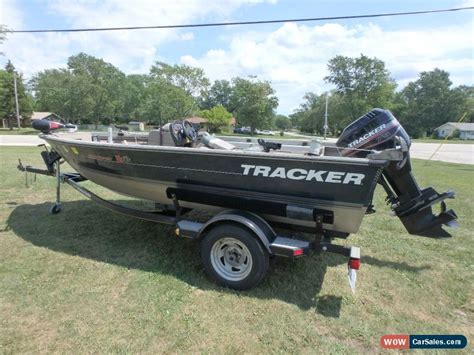 Used Tracker Deep V Fishing Boats For Sale by 2001 Tracker Pro Deep V 16 For Sale In United States