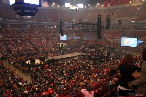 Schottenstein Center Section 224 Concert Seating
