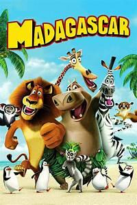 The Armchair Squid: Family Movie Night: Madagascar